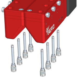 CERTUS FLEX 8 channel valve configuration