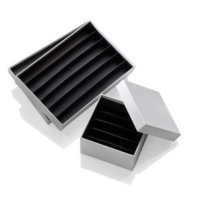 Trajan Microscope Slide and Cassette Storage Boxes