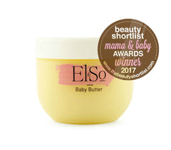 El&So Award - winning Natural Baby Butter