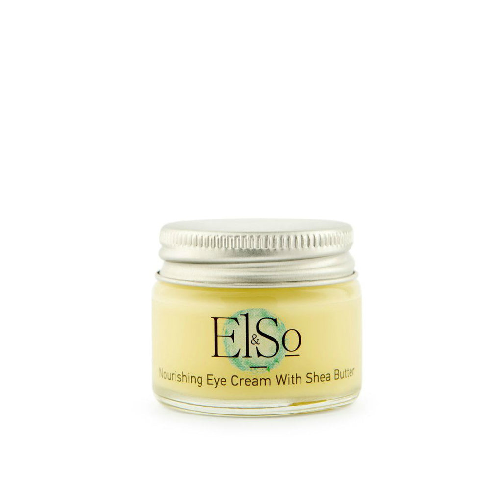 El&So Nourishing Eye Cream With Shea Butter