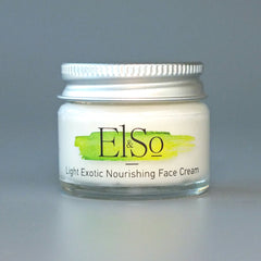 El&So Light Exotic Nourishing Face Cream