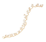 Lily of the Valley Bracelet Sterl. YG Fin