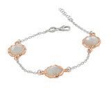 SS SUNLIGHT MOTHER-OF-PEARL BRACELET
