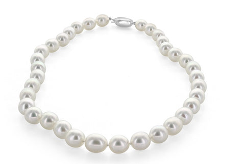 "16"" South Sea Pearl 15x9.0mm 14kw"
