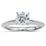 Platinum Tiffany Solitaire