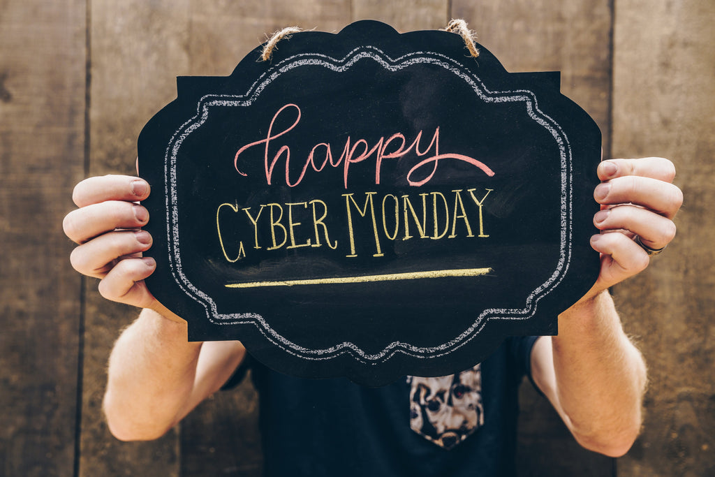 CYBER MONDAY! - ONLINE DEAL CONTINUES!!