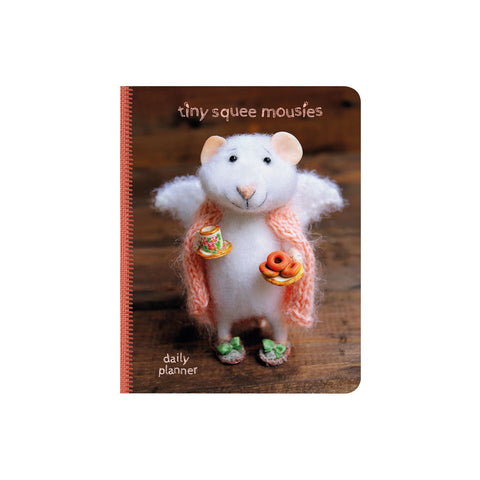 Tiny Squee Mousies Planner - Donut Know What I'd Do 9510