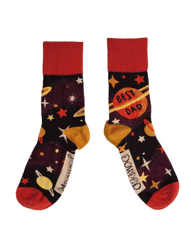 Men's Socks - Best Dad 11107