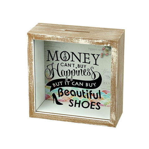 Money Box - Shoes 8891