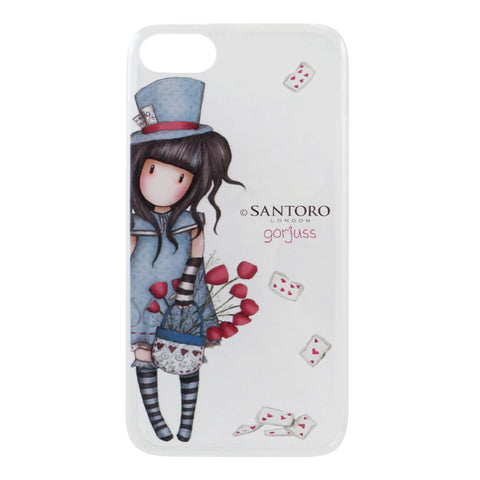 Gorjuss Iphone 8 Case The Hatter 7516