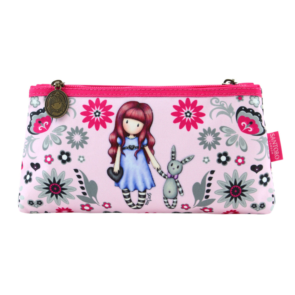 Gorjuss Fiesta Double Pencil Case - My Gift to You 8688