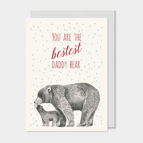 Card - Daddy Bear 6164