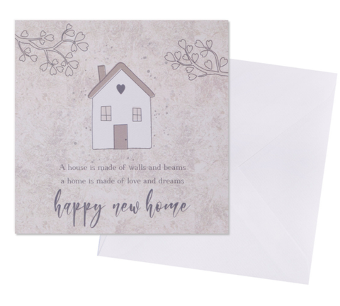 Greetings Card - New Home 10371