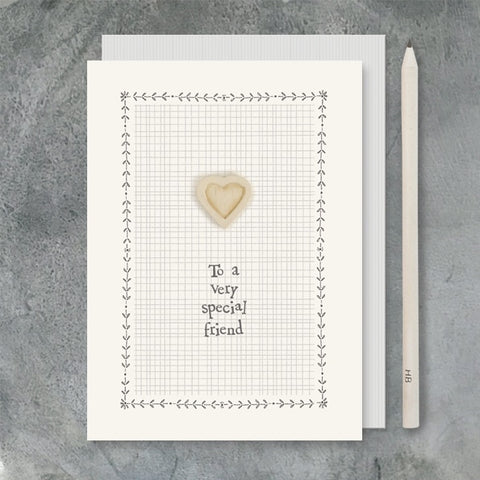 Dreamy Card - Special Friend 6625