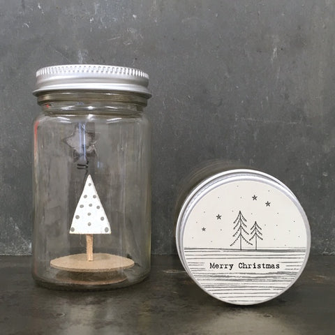 World in a Jar - Merry Christmas 10621