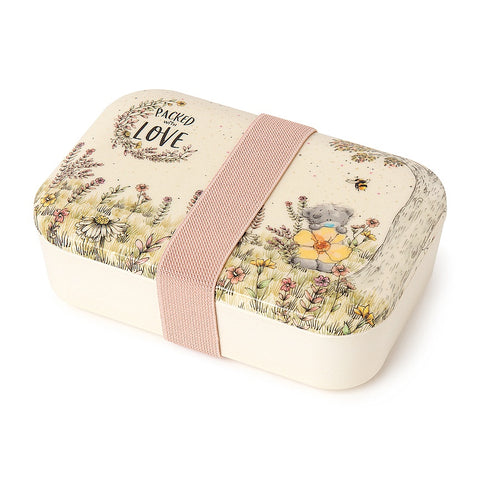 Me to You Bamboo Lunch Box 10060