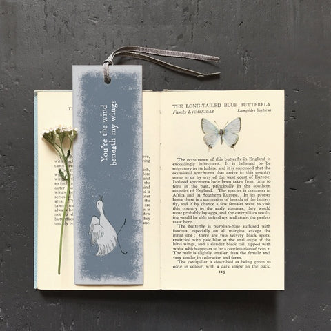 Bookmark - Running Duck 9120