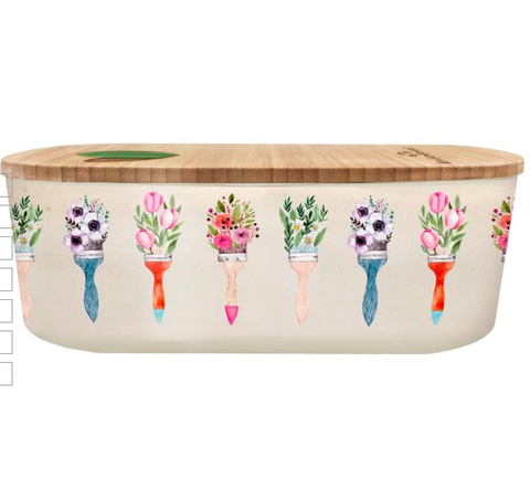 Bioloco Plant Lunchbox - Flower Brushes 11146