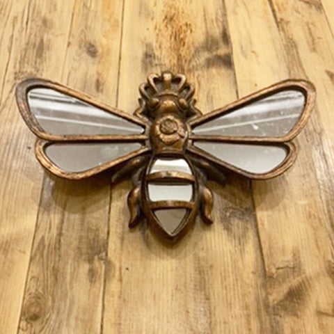 Bee Mirror Plaque 10379