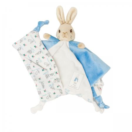 Beatrix Potter Peter Rabbit Comfort Blanket 6597