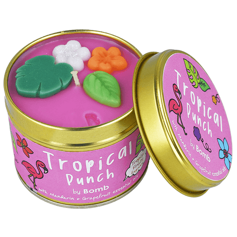 Candle Tin - Tropical Punch 10392