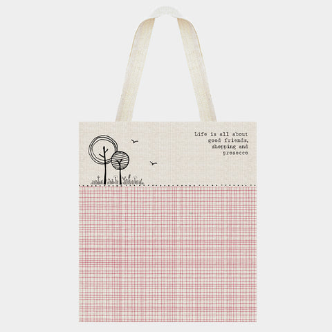 Shopping Bag - Life is About 6996