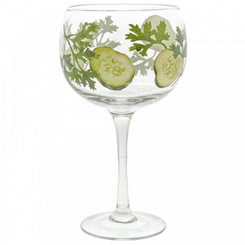 Gin Glass - Cucumber 9501