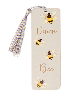 Bee Bookmark - Queen Bee 9462