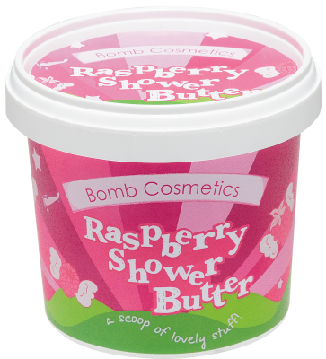 Shower Butter Raspberry Blower 5532