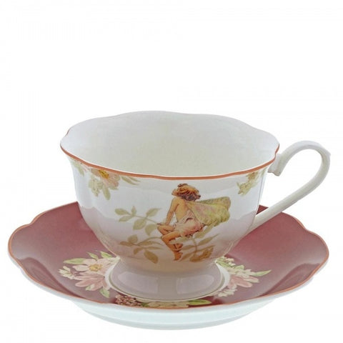 Flower Fairies Jasmine Cup and Saucer 7566