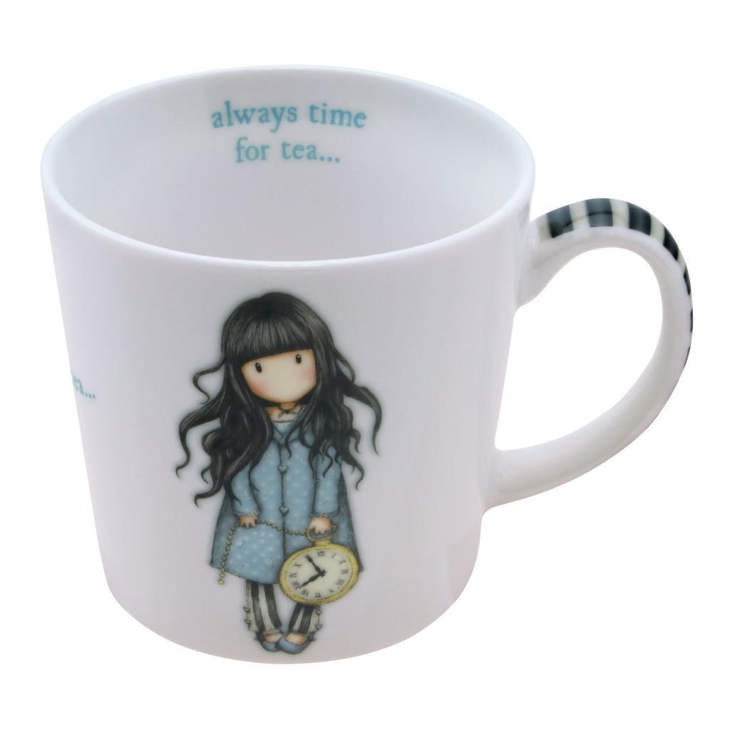 Gorjuss Mug Large - White Rabbit 9523