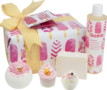 Gift Set Ice Cream Queen 5490