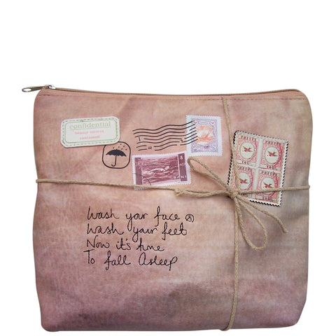 Disaster Paper Plane Wash Bag 14