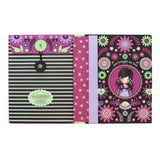 Gorjuss Fiesta Notebook with Stationery Set - You Brought Me Love 8735