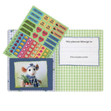 Tiny Squee Mousies Planner - If Friends were Carrots 9509