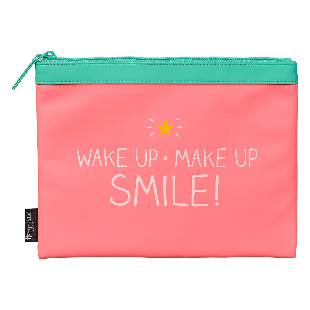 Make Up Bag - Wake Up 7412