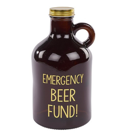 Beer Fund Bottle 8861