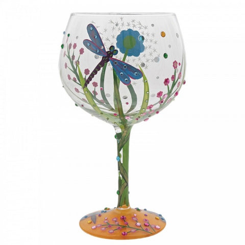 Gin Glass - Dragonfly 9504