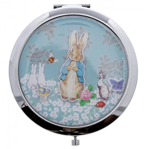 Beartrix Potter - Peter Rabbit Compact Mirror 7859