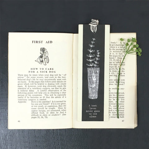 Bookmark - Book Lover 10194