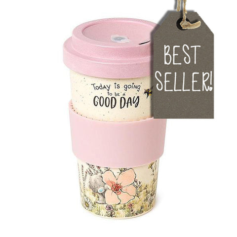 Me To You Bamboo Travel Mug 10068