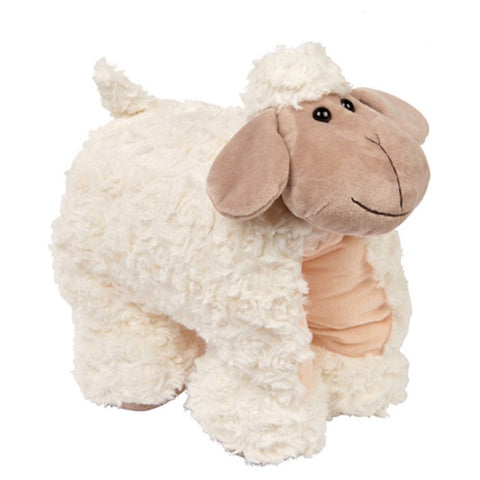 Cream Sheep Pillow 9724