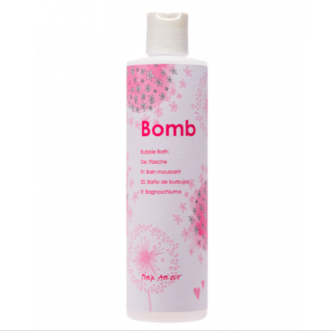 Bubble Bath - Pink Amour 8833