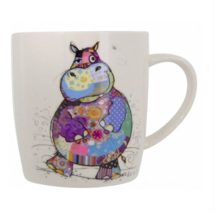 Bug Art Mug in a Gift Box - Harry Hippo 10410