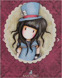 Gorjuss Hardcover Notebook - The Hatter 6947