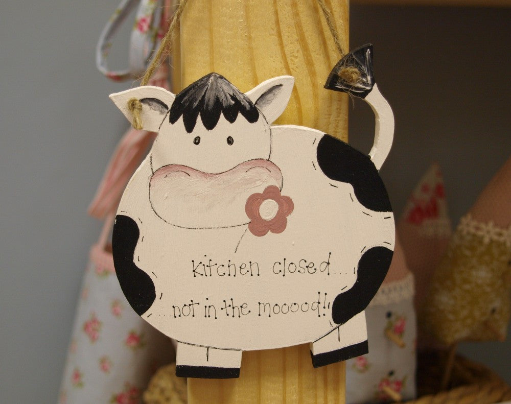 Cow Plaque 231