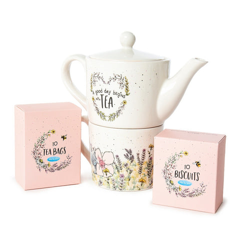 Me To You Tea for One Set 10075