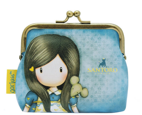 Gorjuss Little Friend Clasp Purse 748