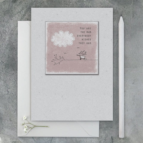 Greetings Twig Card - You are the Mum 10337