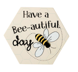 Queen Bee Coaster - Bee-autiful Day 9467